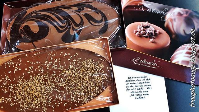 Lecker Schokolade