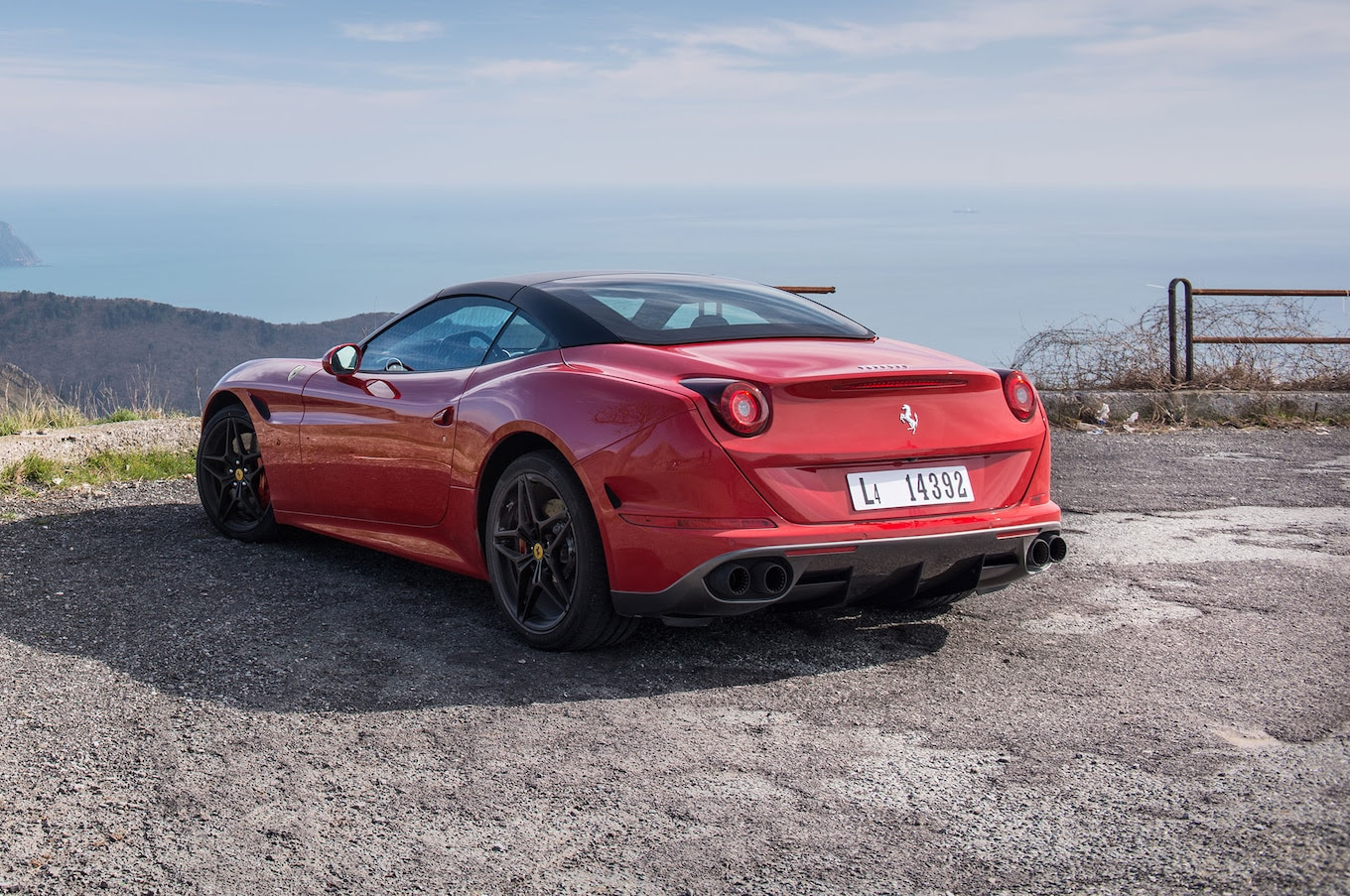Ferrari California T 2017 Review, Specification, Price, Concept