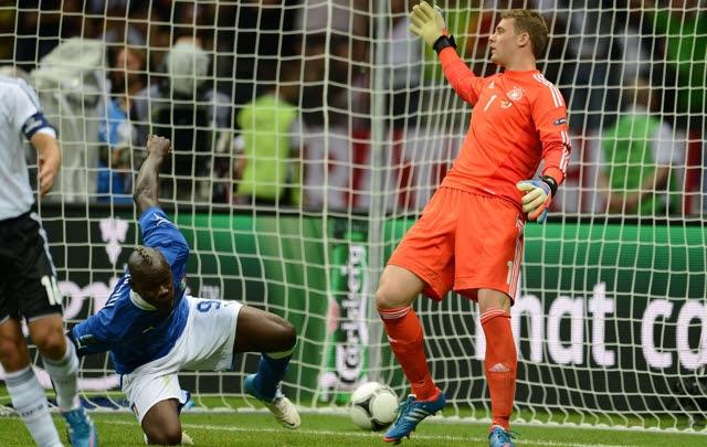 Eurocopa 2012 | Con dos golazos de Balotelli, Italia se clasificó finalista de la Eurocopa y enfrentará a España