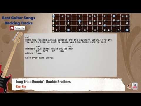 Best Songs Backing Tracks Bsbt Long Train Runnin Doobie Brothers