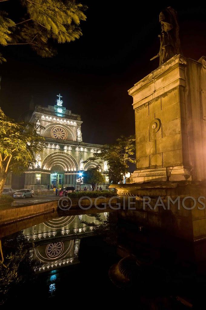 Manila Cathedral Basilica Reflection