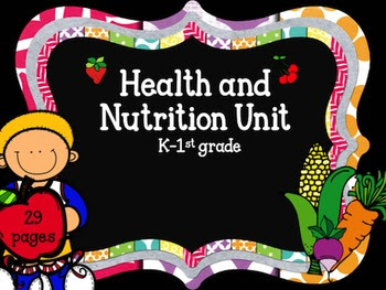 Health And Nutrition: Free Mini Unit