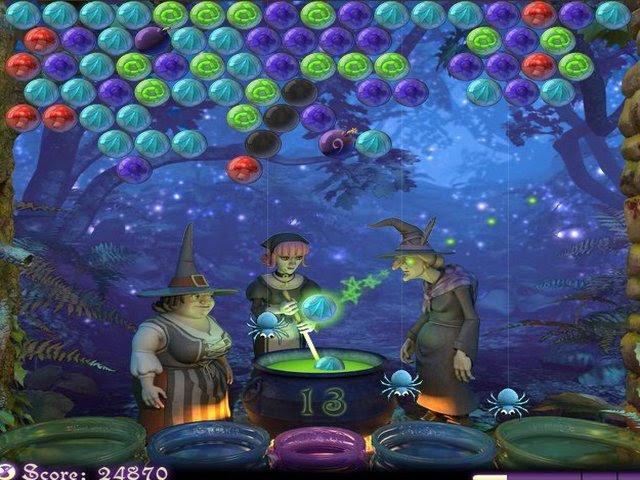 bubblw witch saga cheats