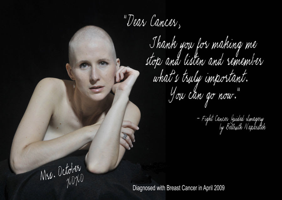 Inspirational Quotes For Women With Cancer