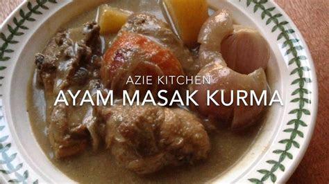 Ayam Masak Madu Azie Kitchen
