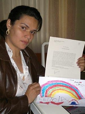 Mãe acusa escolas em Campinas de rejeitar filha com doença de pele rara (Foto: Arquivo Pessoal / Suzana Matsumoto)