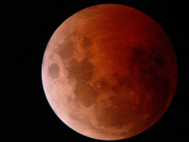see the lunar eclipse on 2/20