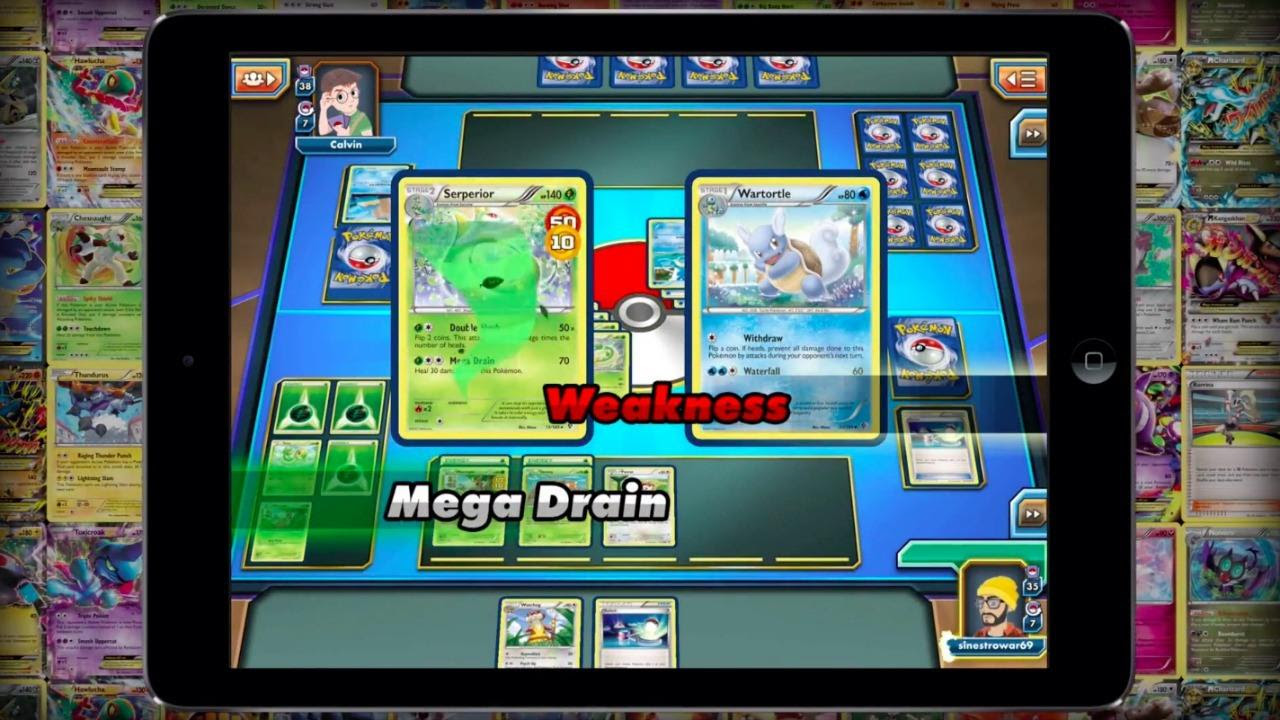 Pokemon Trading Card Game Online  iPad Trailer  IGN Video
