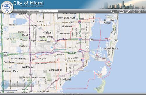 city of miami zoning map - slidesharedocs