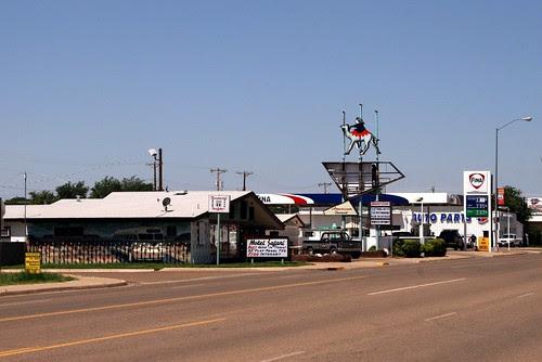 the motel safari