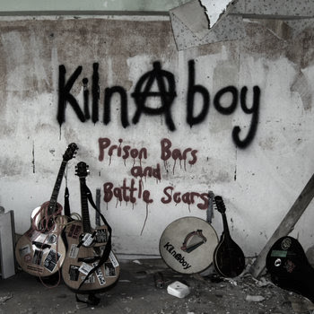 Prison Bars and Battle Scars cover art
