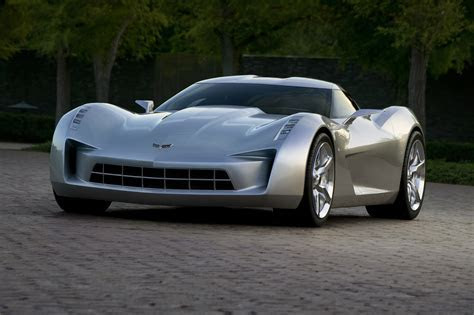 Chicago 2009: Chevrolet Corvette Stingray Concept Photo Gallery autoblog