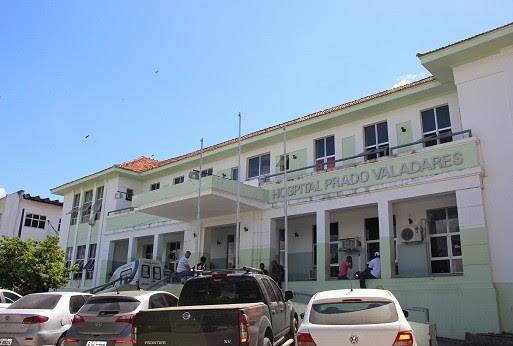 Hospital é o maior da região. Foto: Blog Marcos Frahm