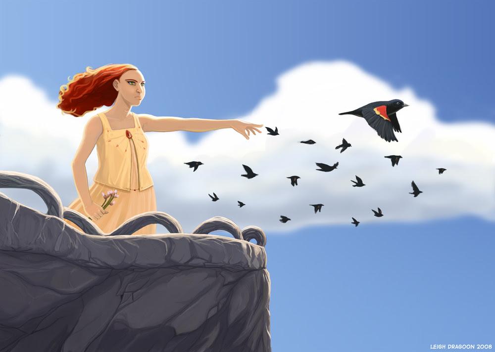 http://www.leighdragoon.com/images/illustrations/Mistress_of_Birds_6.jpg