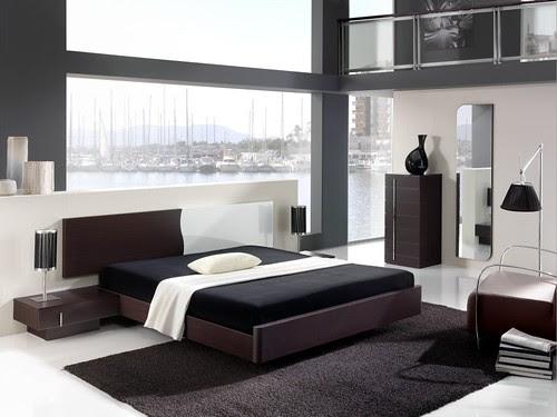 New Minimalist Bedroom Design