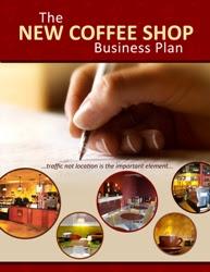 Coffee bar business plan
