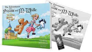 The Adventures of the Princess and Mr. Whiffle: The Thing Under the Bed Special Edition
