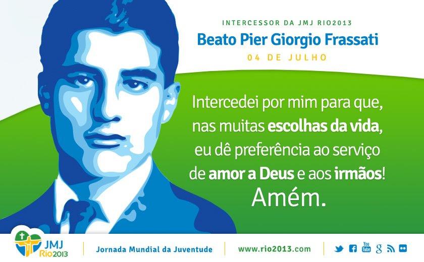 Discursos De Papas Pier Giorgio Frassati Brasil