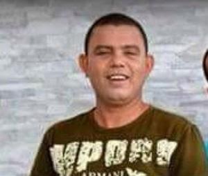 Kelino Kércio Pegado da Silva chegou a ser socorrido, mas não resistiu e morreu (Foto: Reprodução/Arquivo da família)