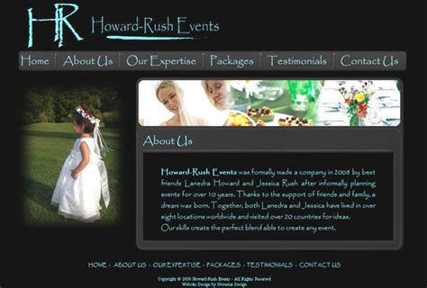 Events Management Websites   Events Management Website