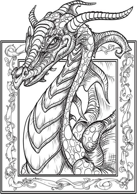pin  momjunction  coloring pages dragon coloring