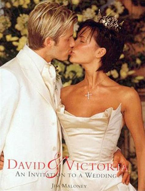 Victoria Beckham from Celeb Wedding Dresses   E! News