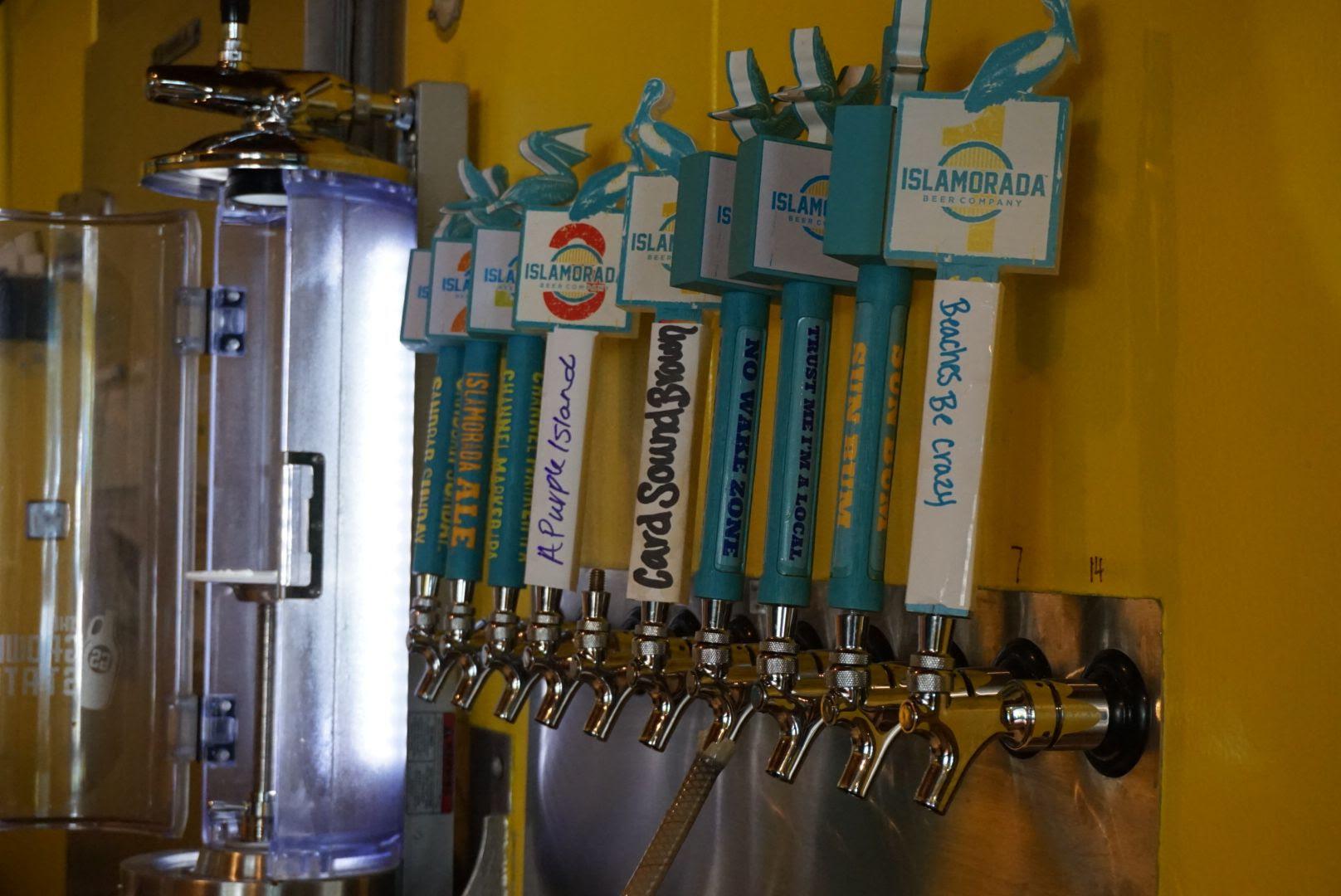 Islamorada Beer Company