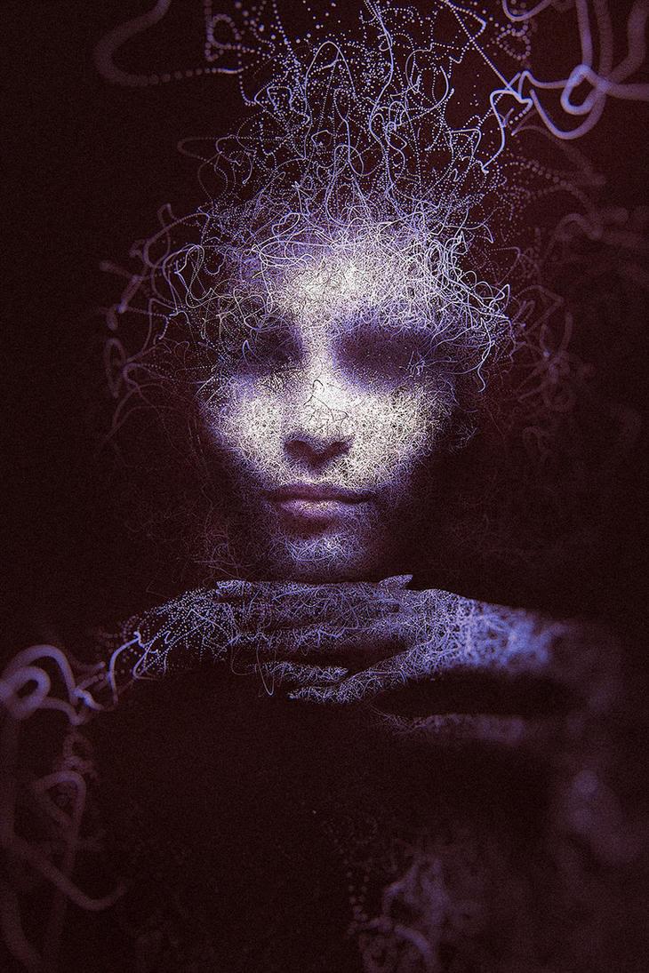 Parler avec des fantômes par eikoweb