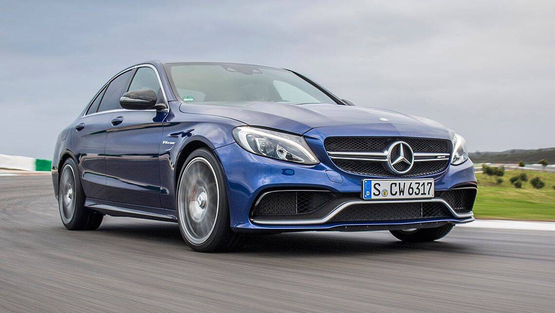 Mercedes-Benz C63 S AMG 2015 Review | CarsGuide