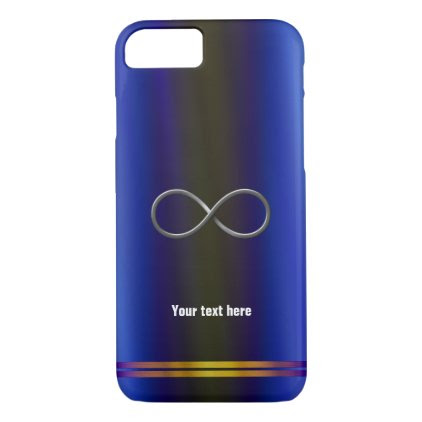 Infinity | Geek Gifts iPhone 7 Case
