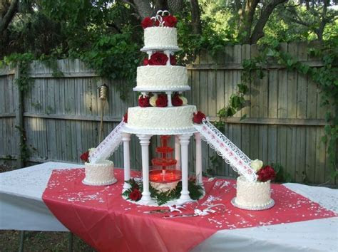 Best 25  Fountain wedding cakes ideas on Pinterest
