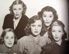 Dramatic School Girls