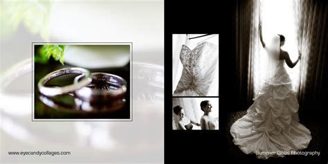 best wedding album designs   Eye Candy Collages Blog