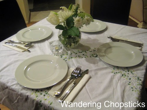 A Tiramisu and A Thank You Dinner 17