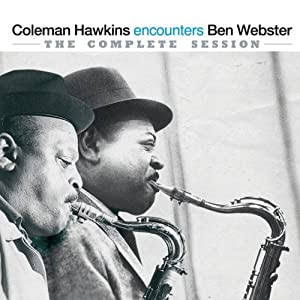 Coleman Hawkins and Ben Webster - Coleman Hawkins Encounters Ben Webster  cover