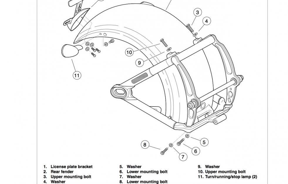 30 Harley Turn Signal Wiring Diagram