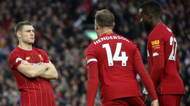 Liverpool still perfect after last-gasp James Milner penalty