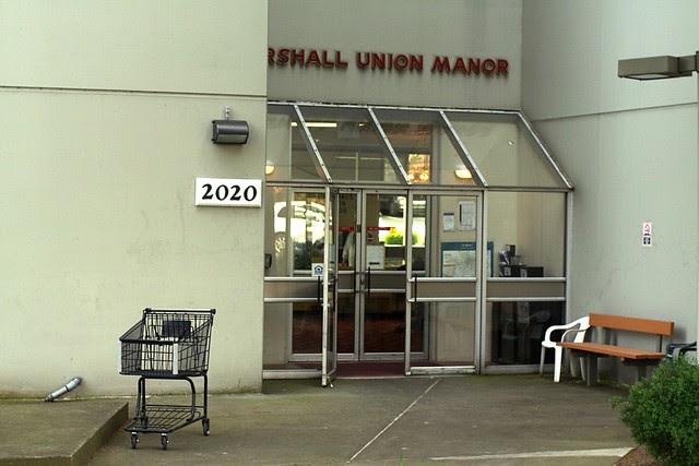 Marshall Union Manor, NW Portland