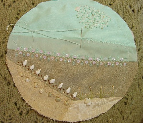 Sea Dreams Pincushion
