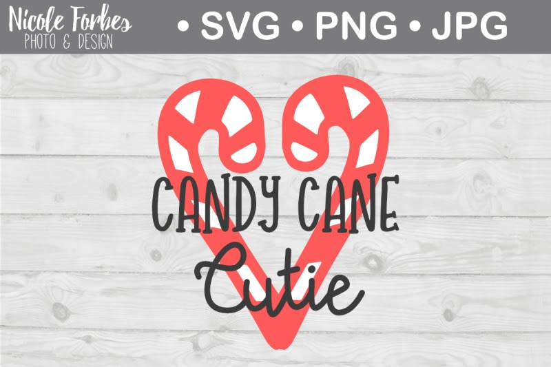 Download Free Candy Cane Cutie SVG Cut File svg png jpg pdf Crafter ...