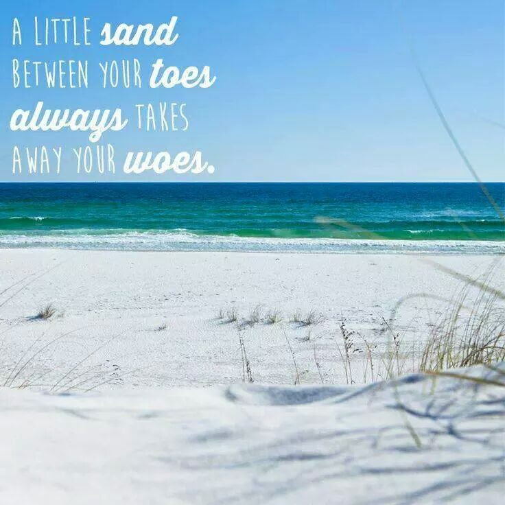 Quotes About Sandy Beach 25 Quotes