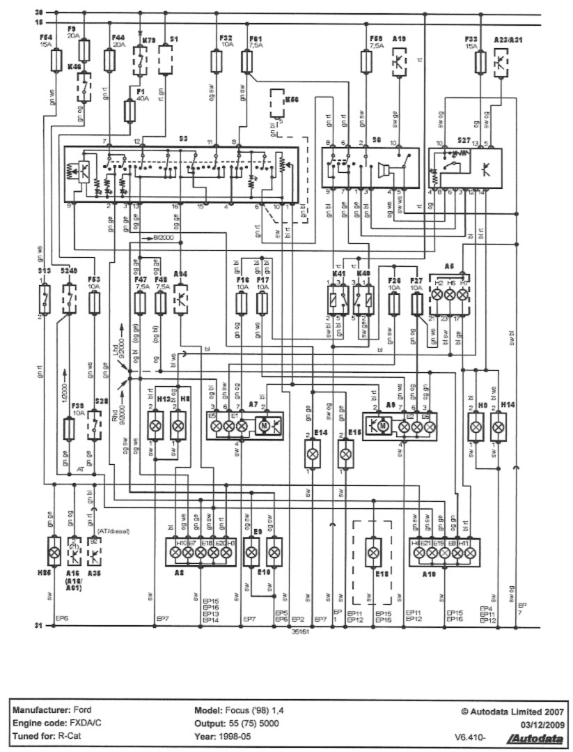 Ford Focus Wiring Diagrams Wiring Diagram Local C Local C Maceratadoc It
