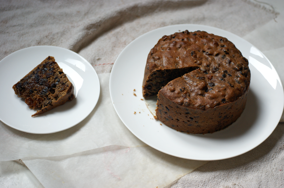 Quick And Easy Fruit Cake Hg