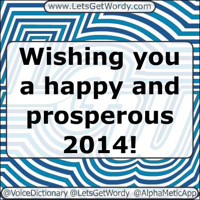 Happy 2014! 01/01/2014 GFX Definition