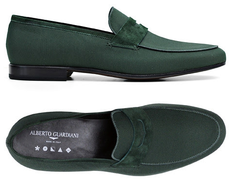 Alberto Guardiani Wallpaper loafers (2)