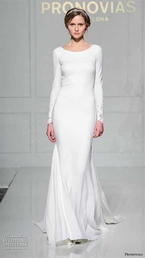Pronovias 2016 Wedding Dresses ? New York Bridal Runway
