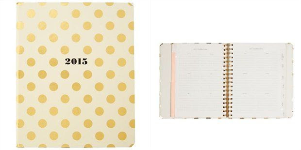 Daily Planner Kate Spade