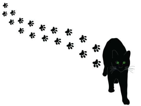 Free Cat Paw Print Download Free Clip Art Free Clip Art On Clipart
