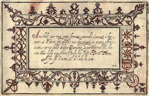 Bertozzi + Zanilla 1604 Lace Typography b