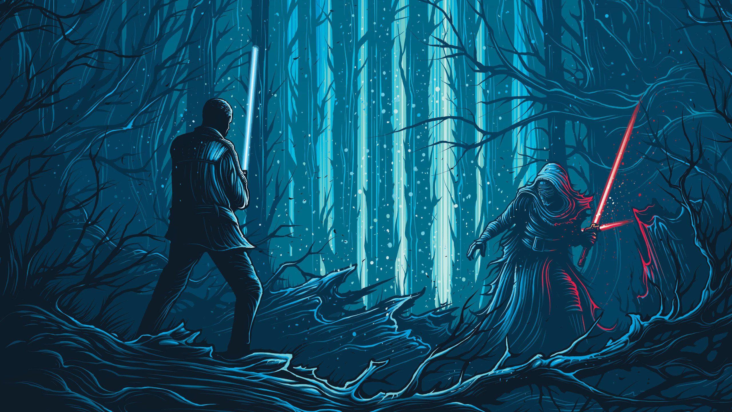Star Wars Art Wallpaper Sf Wallpaper